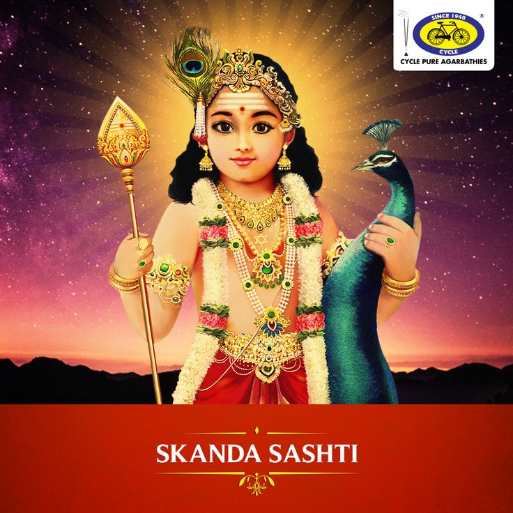 Skanda Sashti, observed in honour of Lord Muruga. Both Shaivite and Subramanya temples in South India celebrate this festival, falling on the sixth day of every lunar fortnight in the Hindu calendar, with great fervour. Devotees also observe a special six-day fast before this festival. #PureDevotion
