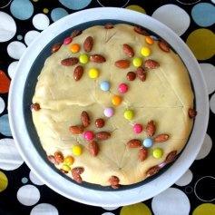 Tort z mąki migdałowej