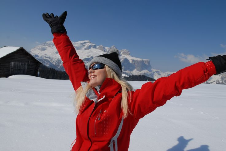 Happiness in the #Dolomites #dolomitistars