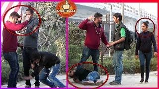 "Unglibaaz so that we can make new prank video ""Man Killed by Black Magic part2"" 