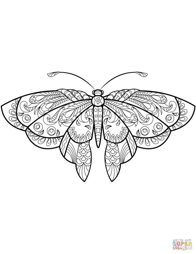 21 Exclusive Photo Of Butterfly Coloring Page Entitlementtrap Com Butterfly Coloring Page Insect Coloring Pages Mandala Coloring
