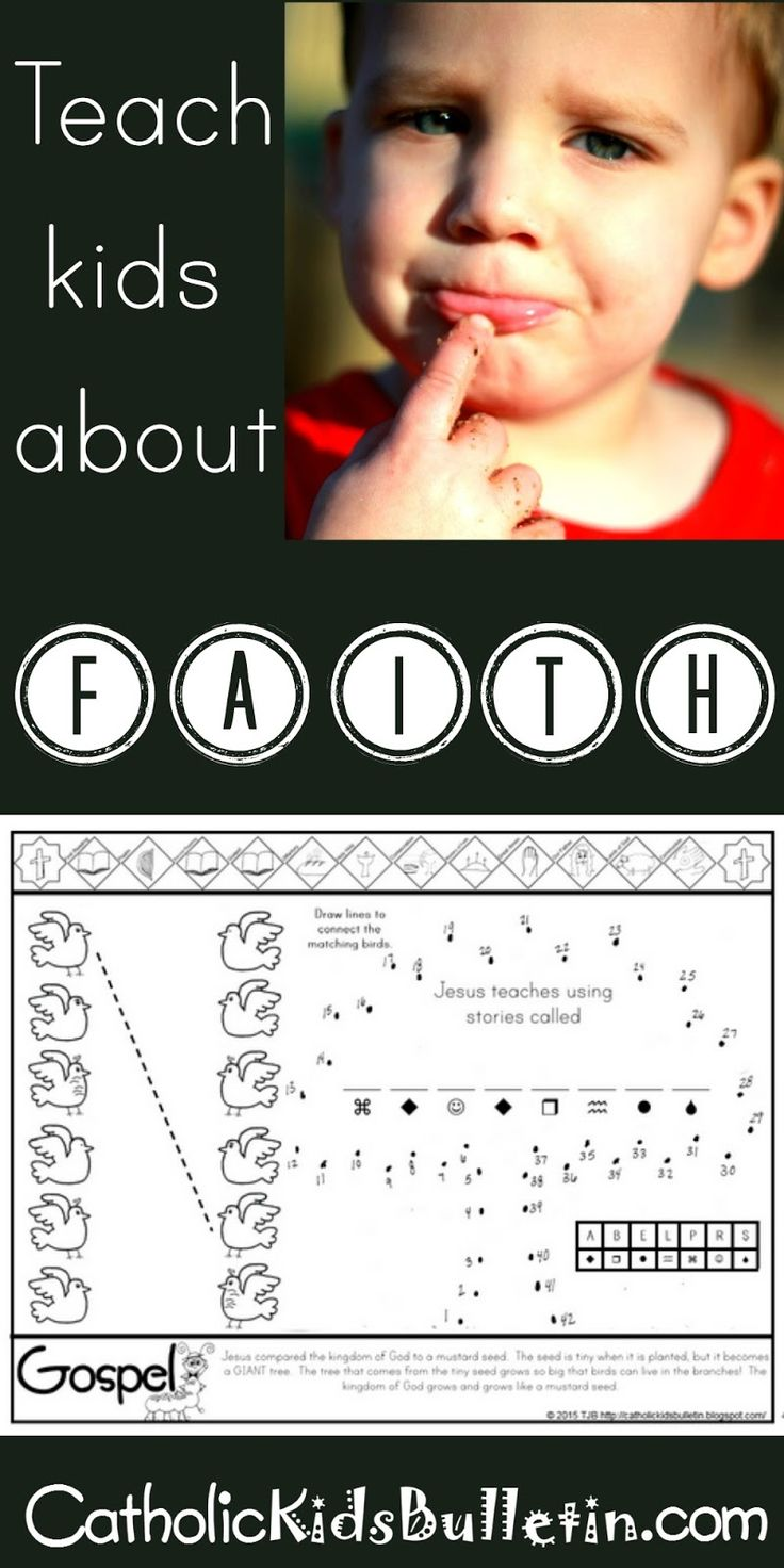 Catholic Kids Bulletins: Awesome FREE activity pages for kids. These will help your kiddos learn about the Sunday Mass!