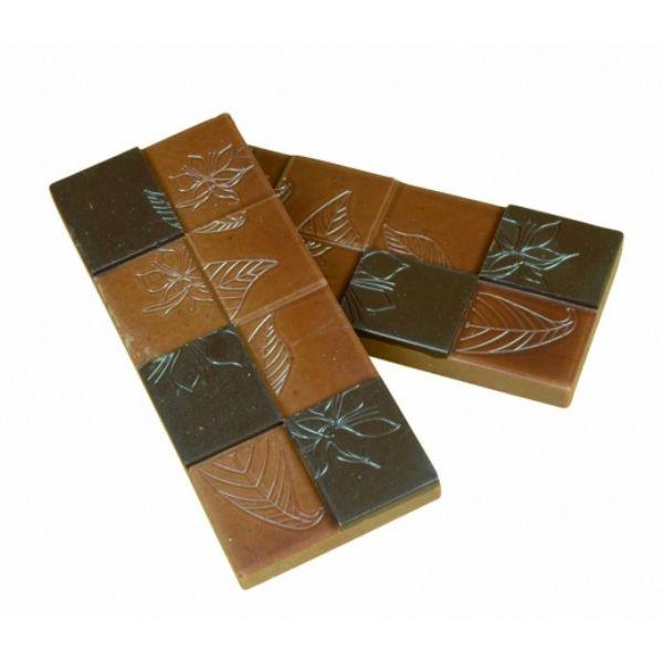 Moule Chocolat Fleur De Cacao Le Comptoir De La Patisserie Chocolat Tablette De Chocolat Moules