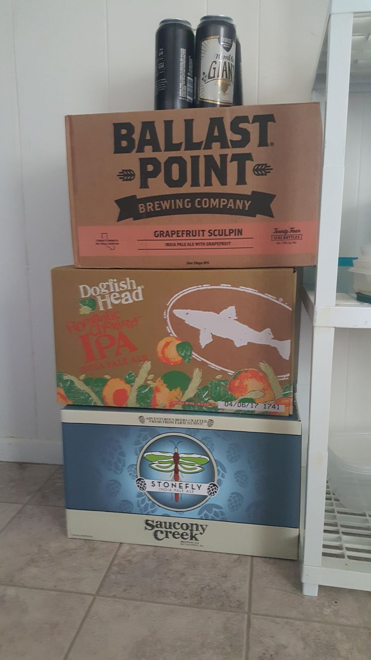 My roommate and I don't mess around when it comes to beer swap at work(Troegs Nimble Giant Ballast Point Grapefruit Sculpin Saucony Creek Stonefly IPA and Dogfish Head Romantic Chemistry) #FavoriteBeers #summershandy #beers #footy #greatnight #beer #friends #craftbeer #sun #cheers #beach #BBQ