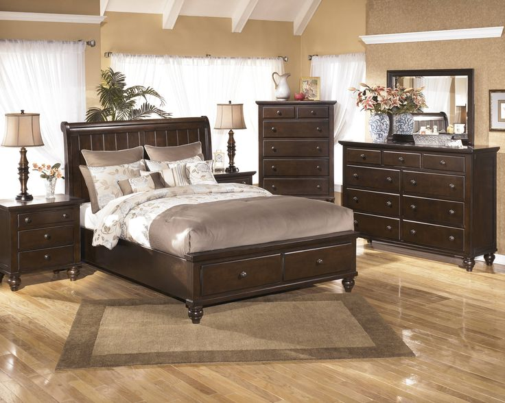 Camdyn Storage King Bedroom Set by Ashley Furniture | House ideas ...