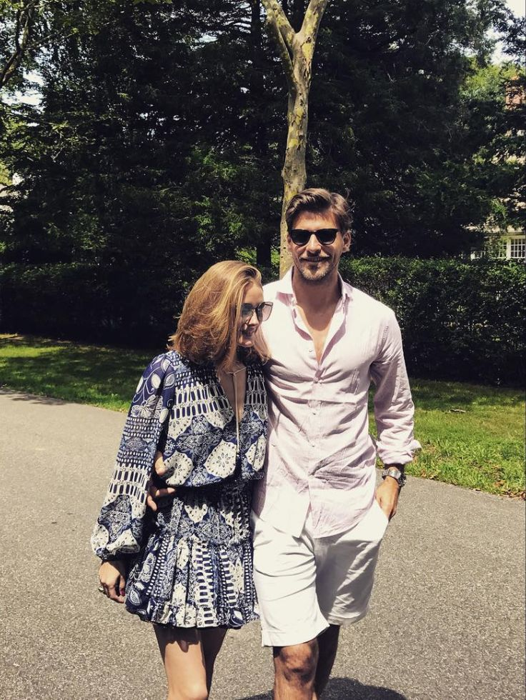 #OliviaPalermo #OP #JohannesHuebl #Couple #Sundays Pics taken from Johannes Huebl's Instagram account @johanneshuebl