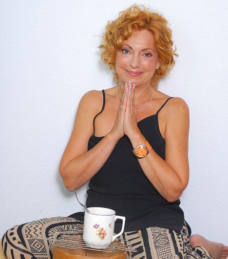 Gyönyörű magyar színésznők 50 fölött | Vándor Éva