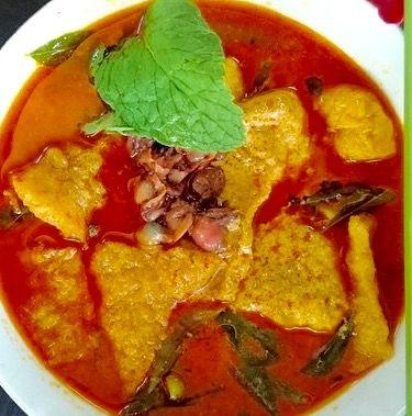 Curry Laksa @ Restoran 168 @ Lot 1-15 Jalan Brunei Utara, Pudu, Kuala Lumpur 55100 - courtesy of HungryGoWhere