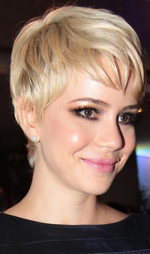 Leandra Leal, Brazilian actress looking like Michelle Williams!