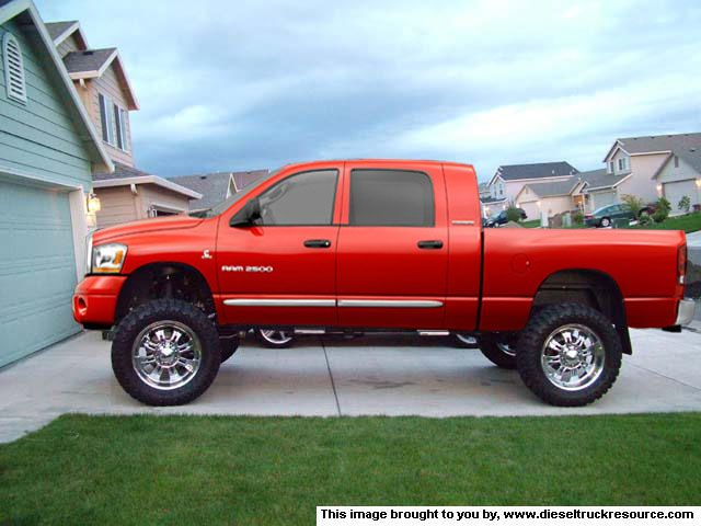 Dodge Diesel Trucks >> lifted dodge truck | Mega Cab PhotoChopped. - Dodge Diesel ...