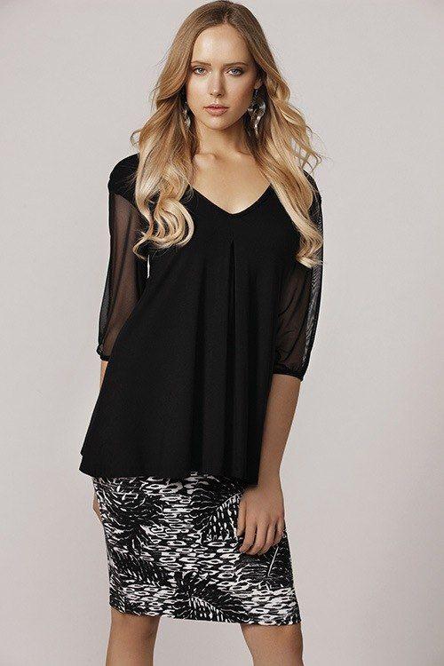 #pencilskirt #mesh #sheer #sexyblack