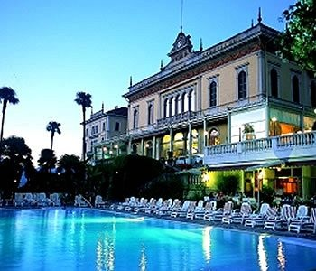 Grand Hotel Villa Serbelloni, Bellagio, Italy  One of the most beautiful places I've EVER been. Amazing place to stay.