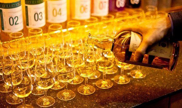 Lors d'une soirée réservée aux membres du Club Esprit Dégustation #whisky #whiskey #bourbon