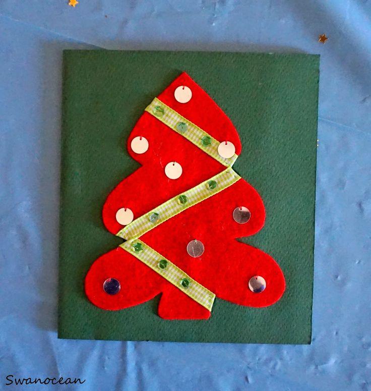 Christmas cards-Χριστουγεννιάτικες καρτούλες