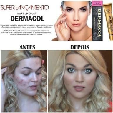 Dermacol Make - Up Cover Waterproof Hypoallergenic SPF 30 #209 by Dermacol ( Cover All Ance Scar and Tattoo)