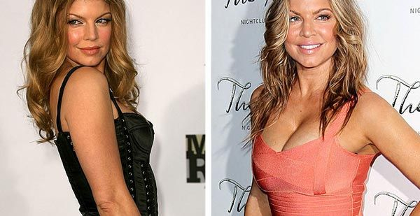 Fergie Plastic Surgery (A Nose & Boob Job) Before & After - http://plasticsurgerytalks.com/fergie-plastic-surgery/