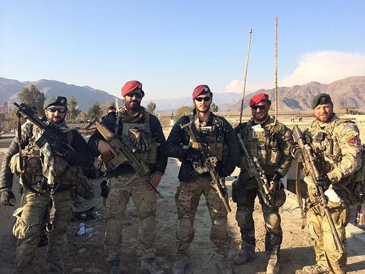 USAF PJ CCT's and US Army Special Forces in Afghanistan #BoarTooth #Tactical #SpecialForces #USAF #USArmy #Operator #Badass #Military