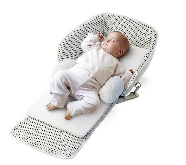 Infant Travel Bed Cot Bags Portable Crib Mummy Bags