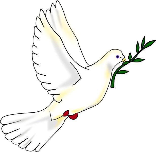 images of a peace dove   Description Peace dove.svg