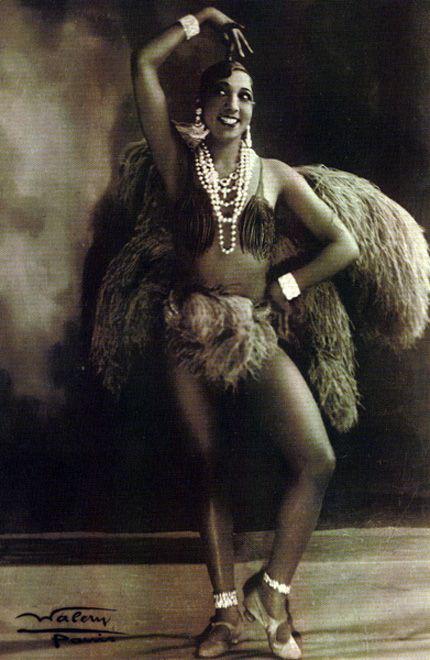 Josephine Baker c.1927