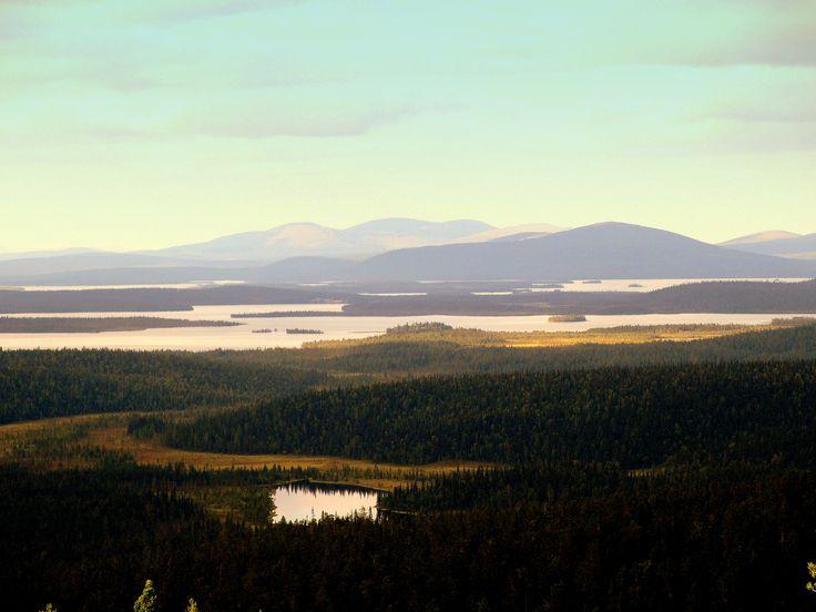 Stunning Pallas-Yllästunturi National Park
