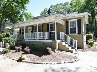 For sale: $279,900. Location! Location! In the heart of Shandon! Walk to USC campus, shopping/dining amenities. Great opportunity to build equity- fix or live or sell- features include: an inviting FRONT PORCH, HARDWOODS, CIRCULAR drive, Detached carport with WORKSHOP, FORMAL DINING+ LIVING ROOM. 4th BR/ Flex space- can be den/office. Roof 2015, Termite Bond. Tenant occupied through 7/31/17. Sold AS-IS, seller is licensed real estate agent. Sqft Approx; buyer to verif...