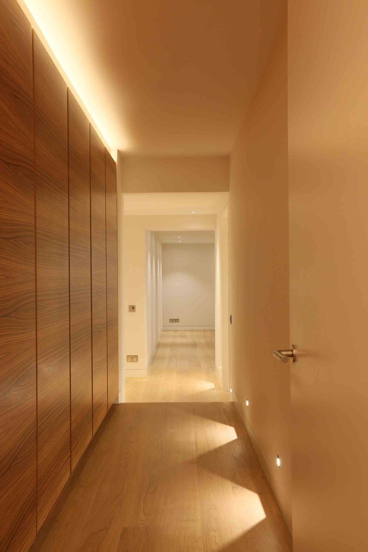 Hallway Lighting Design by John Cullen Lighting