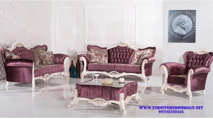 Model Set Kursi Sofa Mewah Ukir Klasik Mebel Furniture Jepara Terbaru Murah Yang Di Produksi Pengrajin Mebel Kami Segera Hubungi Kami Untuk Pemesanan.