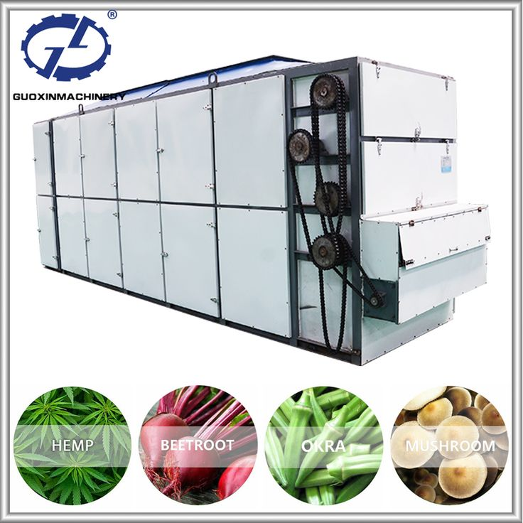 Industrial Dehydrator Drying Machine For Grass With Low Price