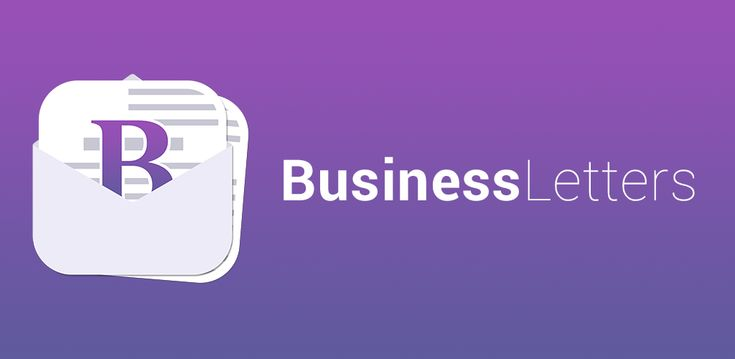 Business requires a special etiquette so sometimes all of us face the problem of the business letters' composition. And it can happen that you will feel lost and don't even have no idea how to begin. We created an unique app called Business Letters to help you. There you'll find the business letter samples which can be used in many situations: 20 different kinds of business letters, adress book, strategies for for effective business letter writing in general and making calls option!