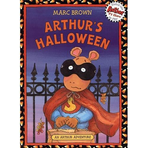 Marc Brown ARTHUR books