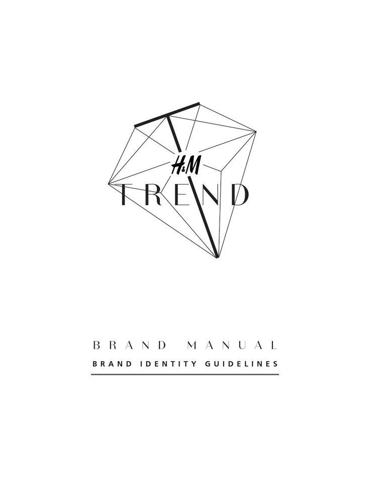 Brand manual h&m trend