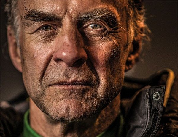 Sir Ranulph Fiennes, after having a heart attack and bypass operation, ran 7 marathons on 7 consecutive days in 7 continents. He has…