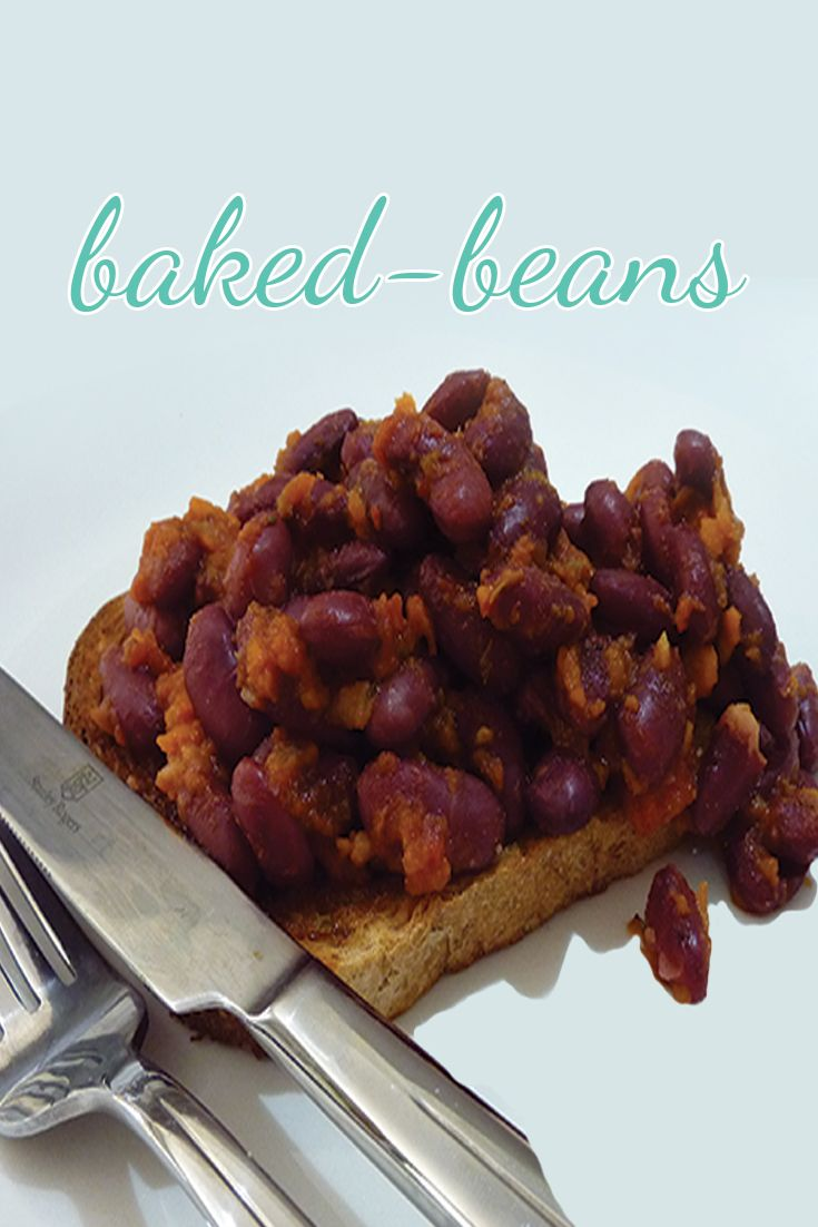 Baked Beans (Preservative and Dairy Free)