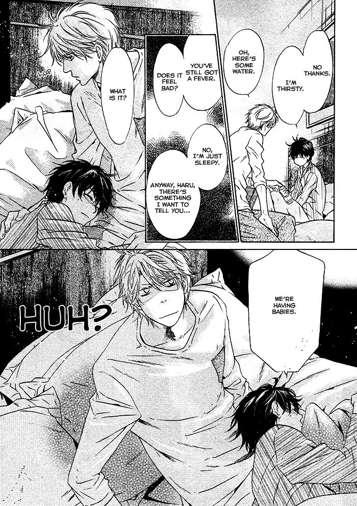 Read manga Super Lovers Vol.007 Ch.020 Read Online online in high quality