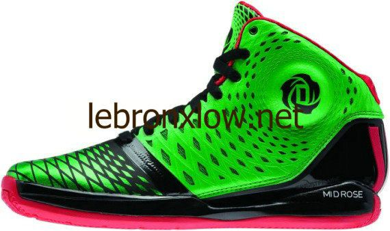 d rose bball shoes