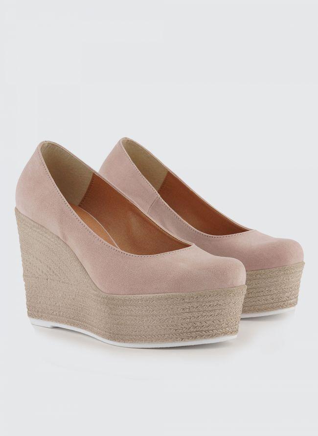 ESTIL SUEDE ΠΛΑΤΦΟΡΜΕΣ SJ/210 - The Fashion Project - Γυναικεία παπούτσια, ρούχα, αξεσουάρ