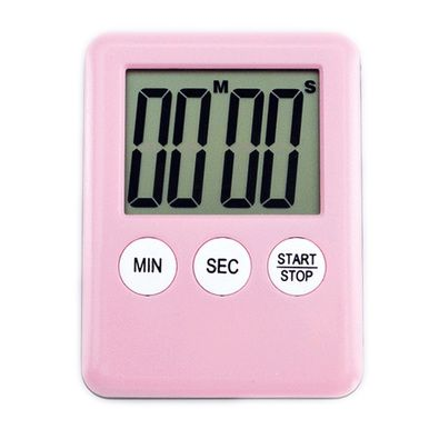 Ships from Hong Kong. This kitchen timer can help people enhance the quality of their cooking and entertaining. This electronic digital timer counts down from any time up to 99 minutes and 59 seconds