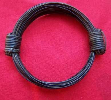 JE2F7 18 hair bracelet. Nice Bulky. Diameter 3inc Price $130 incl. ship & ins