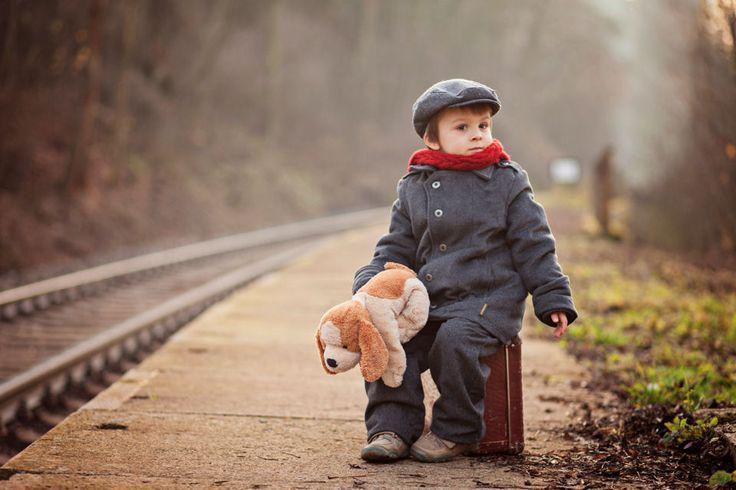 10 consigli per invogliare i bambini a viaggiare