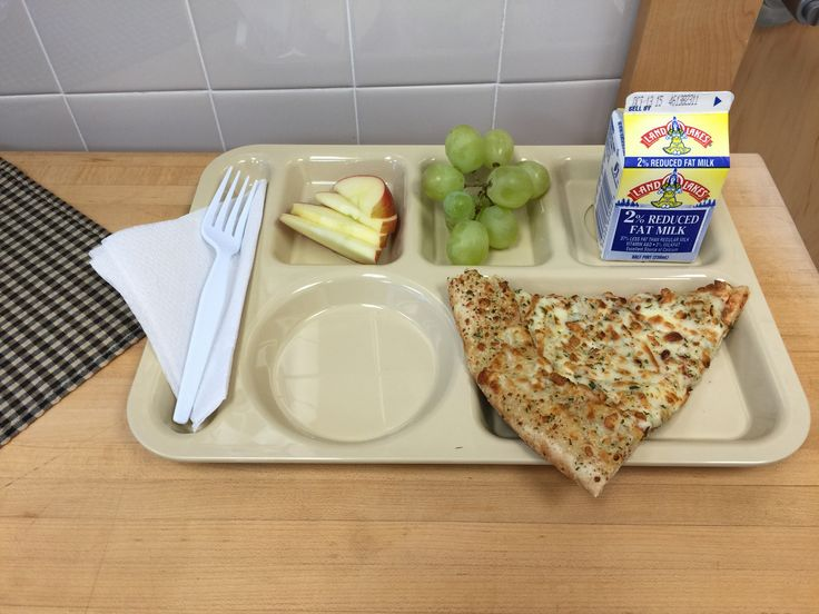 School meal from Schwan Foods