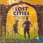 Two player card game. We spent hours on this in the summer. Simple, but can be frustrating. Places to mess up opponent. Love it!  Lost Cities | Board Game | BoardGameGeek