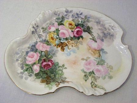 Antique Vanity Trays | Antique Limoges Vanity Tray, 1900 - 113 Best Victorian Vanity Trays Images On Pinterest Vanity Tray