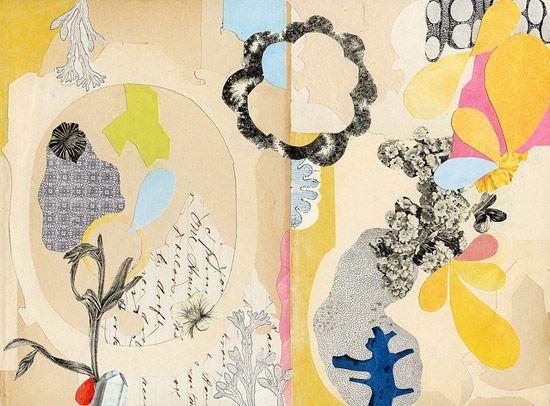 by Valerie Roybal: Art Journals, Printmaking Iii, Notebooks Covers, Mixed Media, Art Collage, Collage Inspiration, Valeri Roybal, Photo, Mutations1 Valeri