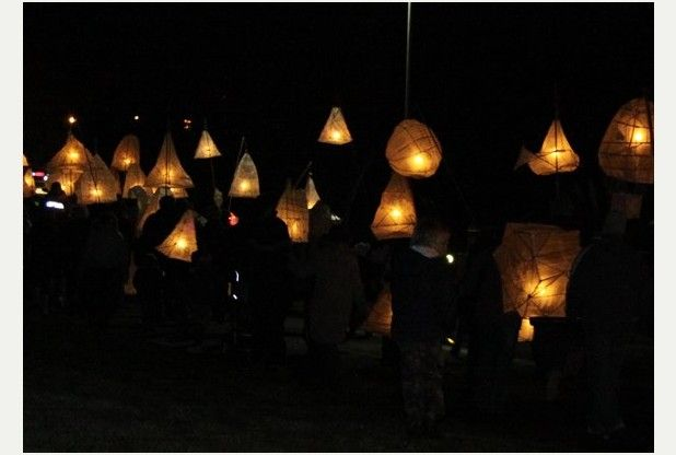 PERSONALLY SPEAKING: Make a lantern to feel part of your community