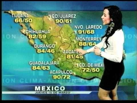 Clima con Shirley Rivera - Accion Oklahoma - telemundo /univision