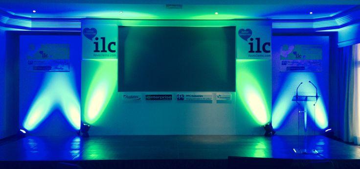 ILC Event, Ria Parc, Portugal