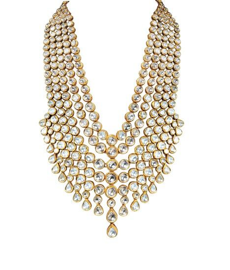 Rani haar.. necklace perfect for the bride