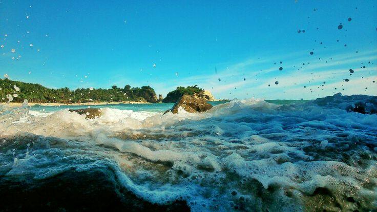 Klayar beach pacitan,east java,indonesia