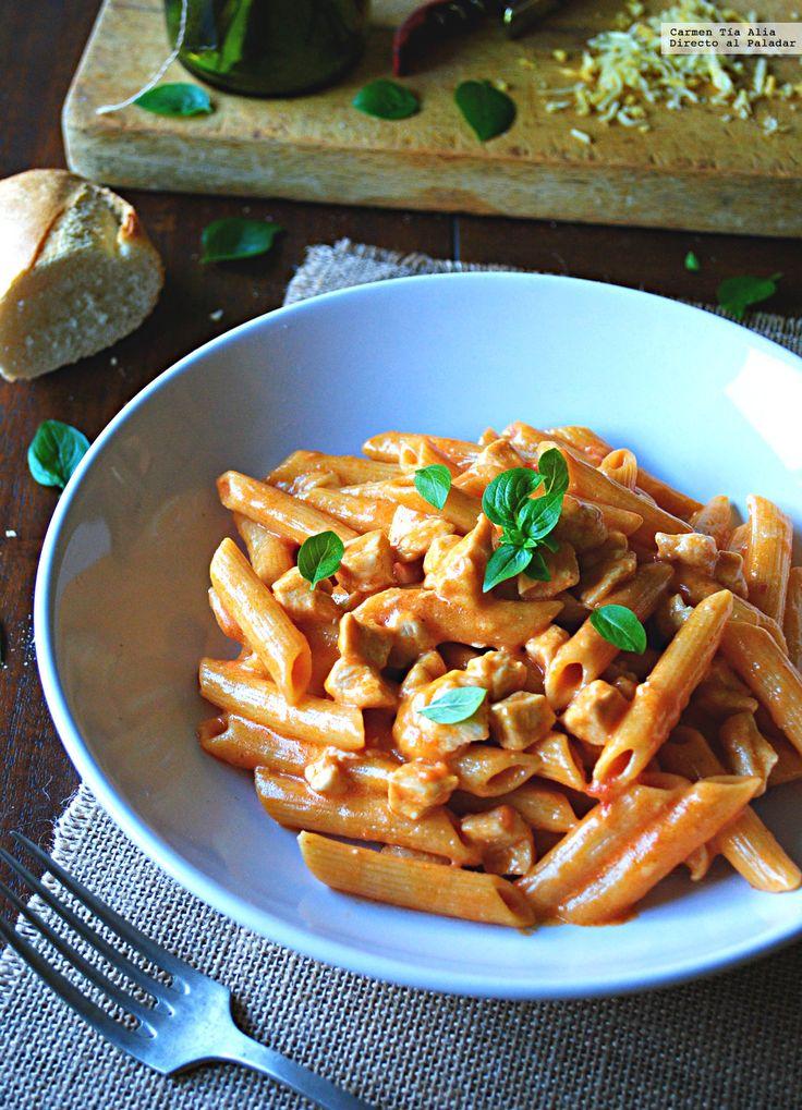 A lo largo de mi vida he visto infinidad de tipos de pasta (larga, corta, seca, fresca, rellena, etc) y la he comido y cocinado de muchas maneras (...
